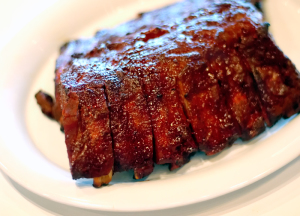 This Little Piggy - St Louis Style BBQ Ribs